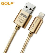 Long 3M Golf Charger Data Original USB Cable for iPhone 7 5S 5C 5 6 6S Plus iPad