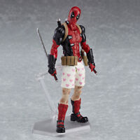 X-men Action Figure EX-042 Deadpool Movable Model Doll Decoraiton Pvc Collection