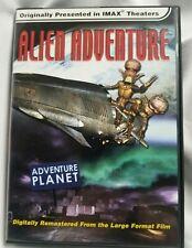 Imax Alien Adventure Dvd 2001 3D & 2D Versions Sci-Fi & Fantasy Animation