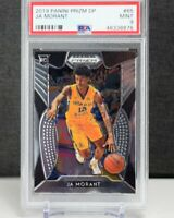 Ja Morant 2019 Panini Prizm Draft Pick Rookie Card PSA 9 Mint