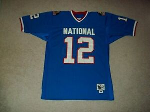 Rare Mitchell & Ness Randall Cunningham 1990 Pro Bowl Eagles NFC size 56 Jersey
