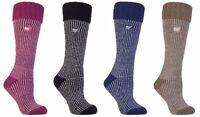 Heat Holders - Womens Winter Warm Thermal Thick Tall Boot Knee High Socks