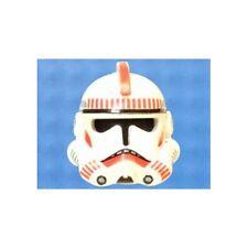 LEGO Star Wars - Minifig, Headgear Helmet Clone Trooper Ep.3 w/ Red Stripes