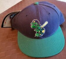 Vintage NEW Beloit Snappers New Era 7 5/8 Fitted Hat Cap Minor League Baseball