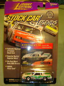 NEW! Johnny Lightning Legends Rusty Wallace #88 - 1984 Pontiac G/PRIX 1/64 F/S!