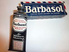 1 tube Crème à raser BARBASOL original US WW2