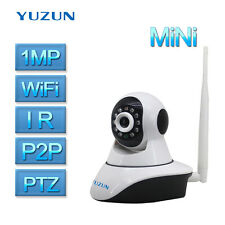 720P Wireless Home Security IP Camera USB P2P Mini Infrared CCTV +SD Card 32G