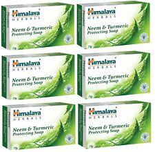 6X Himalaya Protect Neem & Turmeric Soap 75g