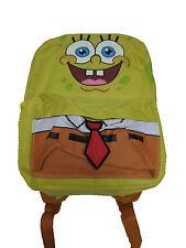 "A02998 SpongeBob SquarePants Small Backpack 12"" x 10"""