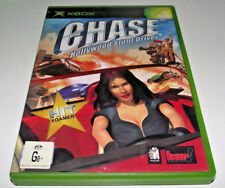 Chase Hollywood Stunt Driver XBOX Original PAL *Complete*