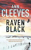 Raven Black by Cleeves, Ann