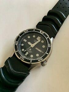 Citizen 5502-F50352 Promaster Divers Watch 200m 39MM Case Original Band