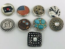 Ginger Snaps Lot of 9 GingerSnaps Snap Charms
