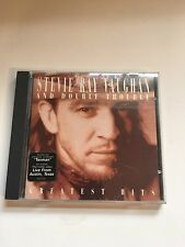 Greatest Hits by Stevie Ray Vaughan/Stevie Ray Vaughan & Double Trouble (CD,...