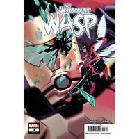 Unstoppable Wasp #3 Marvel Comics COVER A 1ST PRINT
