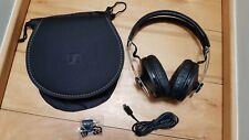 Sennheiser Momentum On-Ear Wireless Headphones - Black (506252)