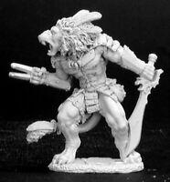 Reaper Miniatures - 02880 - Lion Man - DHL