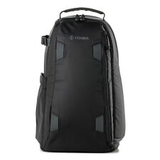 Tenba Solstice 7L Sling Bag-(Black) > All-day carrying comfort and protection