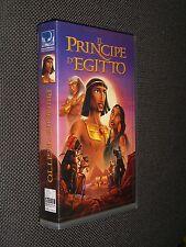 VHS DREAMWORKS PICTURES - IL PRINCIPE D'EGITTO - 1998