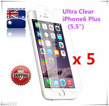 Apple Clear Mobile Phone Screen Protectors for iPhone 7 Plus
