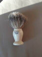 Vintage Shaving Brush Badger Hair Crabtree & Evely by Edwin Jagger Barbers Shop