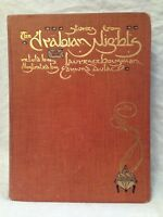 Edmund Dulac - Stories from the Arabian Nights - 1919 - 50 Coloured Plates