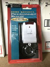 SP520B Intermatic Programmable Remote NEW Wireless Alarm Security System SP210B
