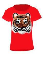 T-shirts, débardeurs et chemises rouge à motif Graphique manches courtes pour garçon de 2 à 16 ans