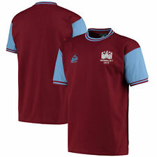 Kitbag West Ham United 1975 FA Cup Final Bukta Football Sport T-Shirt Top Shirt