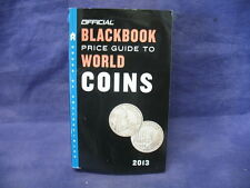 Official Blackbook Price Guide To World Coins 2013
