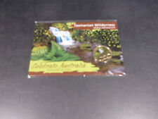 Australia dólares 1 2010 Tasmanian Wilderness (k8883)