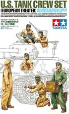 Tamiya 1/35 U.S. Tank Crew Set (European Theater) # 35347
