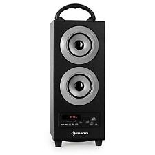 WIRELESS BLUETOOTH LAUTSPRECHER BOX PORTABLE 2.1 SOUND SYSTEM USB SD MP3 PLAYER
