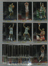 1994-95 UPPER DECK SE SPECIAL EDITION BASKETBALL COMPLETE SET (series 1) 1-90