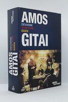 coffret 3 dvd Amos Gitai : Devarim, Yom Yom, Eden Trés bon état arte editions
