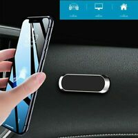 Magnetic Universal Car Mount Holder For Cell Phone Samsung Galaxy For iPhone LG