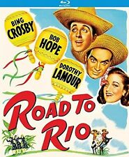 Road To Rio (1947) (2017, Blu-ray NUEVO) (REGION A)