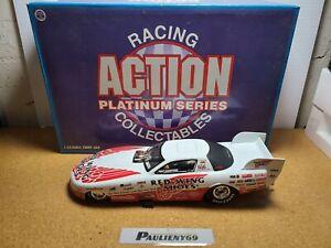 1996 Pat Austin Red Wings Shoes Pontiac 1:24 NHRA Funny Car Action Die-Cast MIB