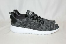 NEW Adidas Cloudfoam Mens Lite Racer Shoes BYD BLACK GREY Running Shoes SZ 10.5