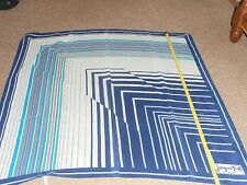 """Jacques fath silk scarf Made in France 30"""" x 30"""""""