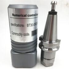 BT30 Toolholder ER20 Collet Chuck L70mm G2.5 30000RPM HSS with Pull Stud CNC