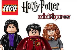 LEGO: Harry Potter Mini Figures including Yule Time Ball 75981