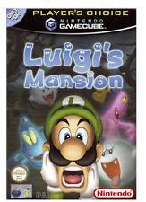 GAMECUBE/Wii - LUIGI'S MANSION ~ { COMPLETE } ~ [[ DISK IN PRISTINE CONDITION ]]