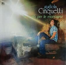 """Gigliola Cinquetti – Su E Giù Per Le Montagne - Vinyl 12"""" LP - 1972 EX"""