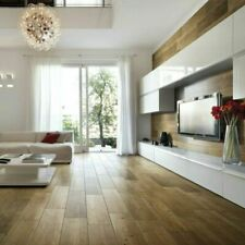 Samanea Brown Wood Effect Ceramic 950x240x9mm Wall / Floor Tiles per Sqm