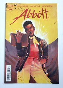 ABBOTT #1 ~ Boom! Studios ~ Micaela Dawn Variant Cover ~ Optioned!