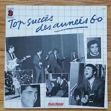 Top Succes Des Annees 60 (French MFP 2 LP set)  various 60's pop