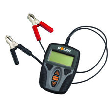 Solar 40 - 1,200 Cca Digital Battery and System Tester Ba9 New