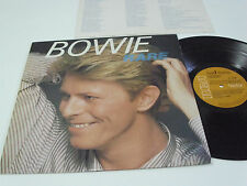 DAVID BOWIE Rare - 1982 PORTUGAL LP