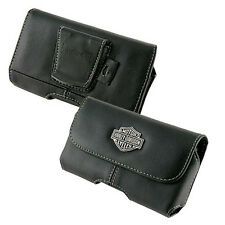 Harley Davidson 06558 Leather Case for Samsung Galaxy S4